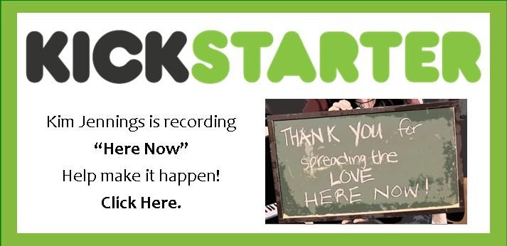 Join the Kim Jennings Music Kickstarter Campaign! Click Here.