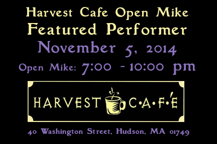 Harvest Cafe OM Nov 2014
