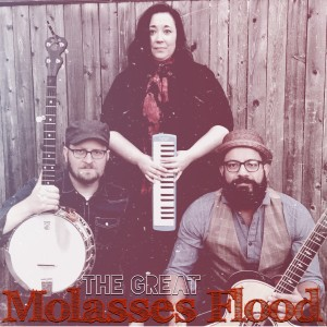 My new band: The Great Molasses Flood!